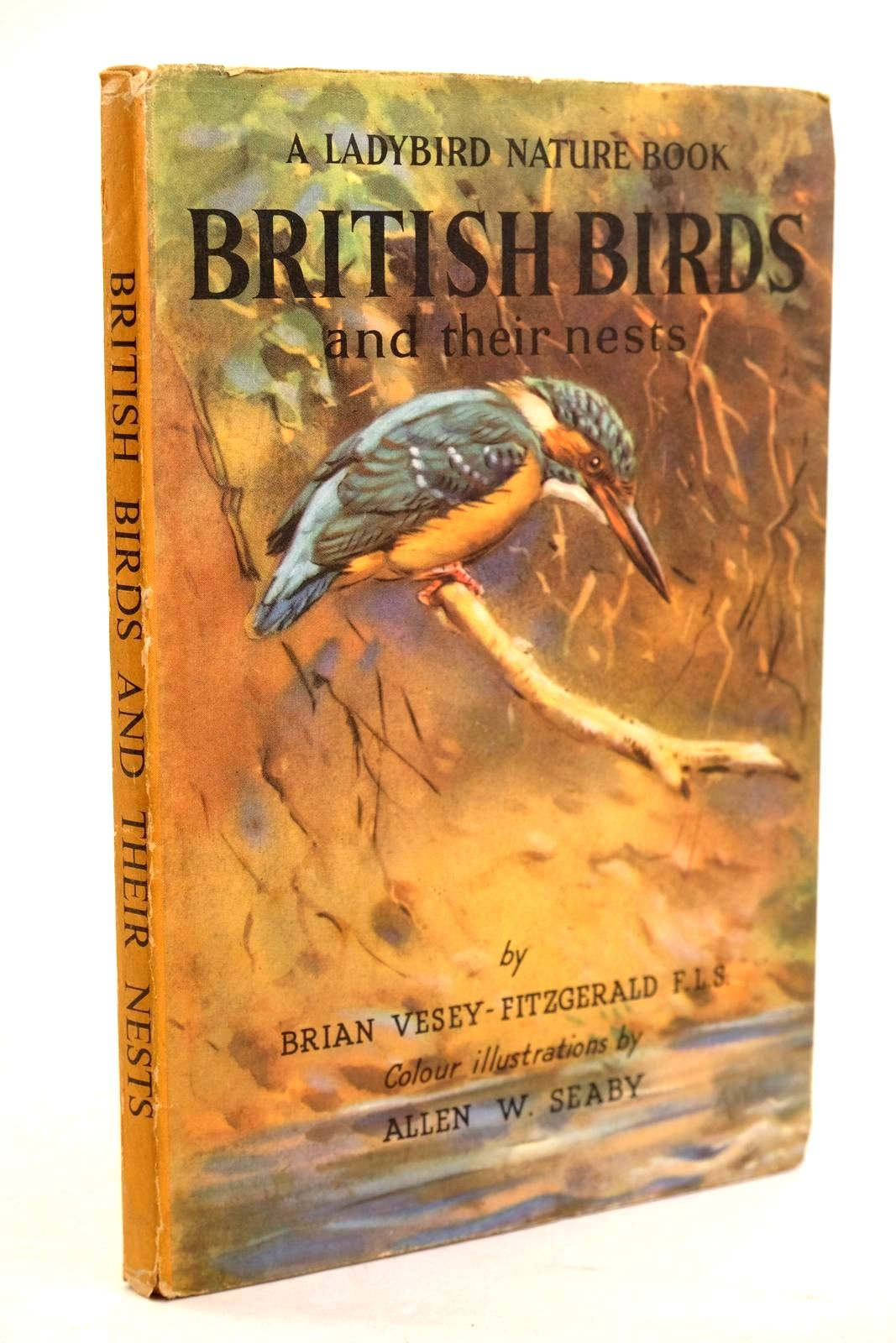 Photo of BRITISH BIRDS AND THEIR NESTS written by Vesey-Fitzgerald, Brian illustrated by Seaby, Allen W. published by Wills & Hepworth Ltd. (STOCK CODE: 1320632)  for sale by Stella & Rose's Books