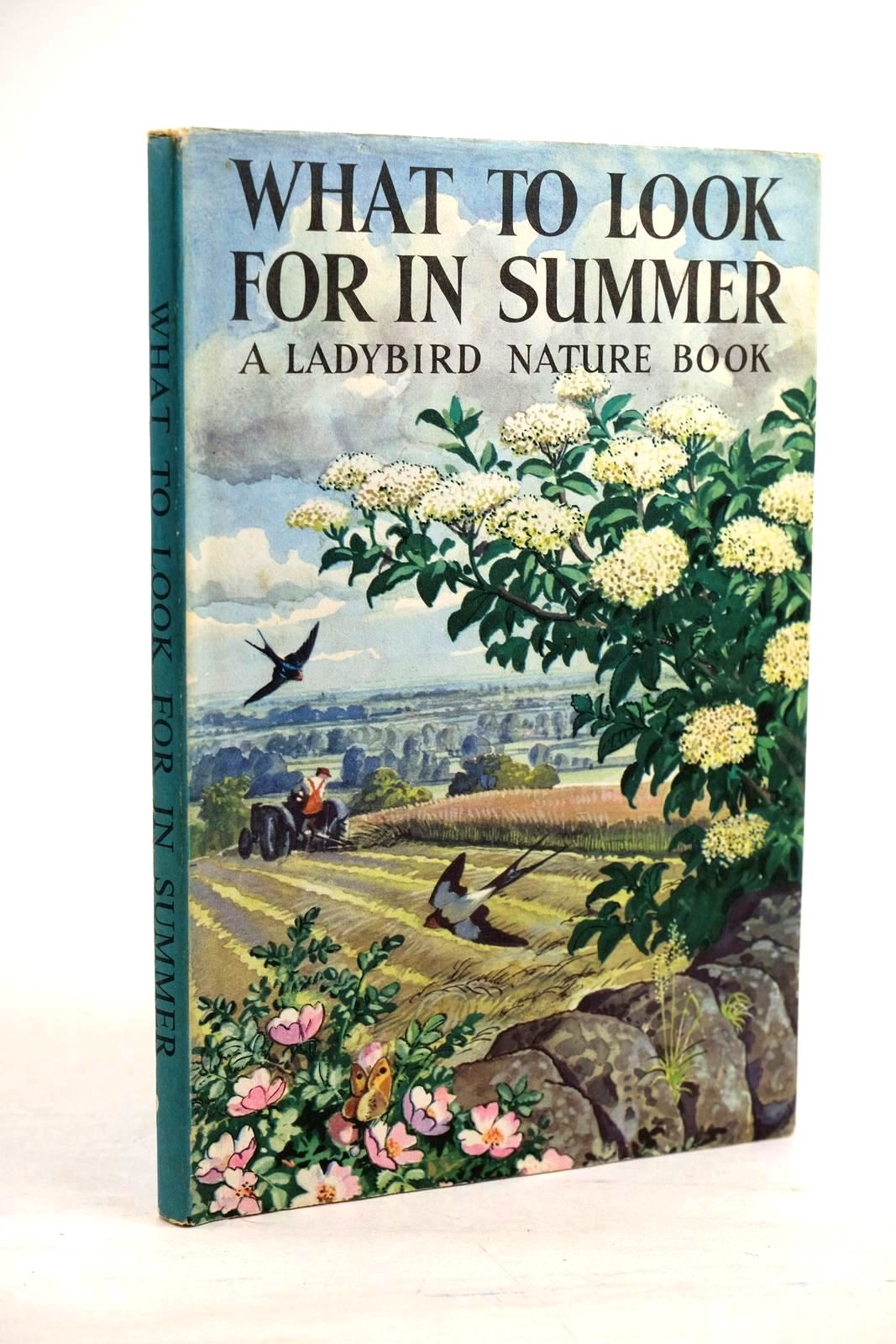 Photo of WHAT TO LOOK FOR IN SUMMER written by Watson, E.L. Grant illustrated by Tunnicliffe, C.F. published by Wills & Hepworth Ltd. (STOCK CODE: 1320636)  for sale by Stella & Rose's Books