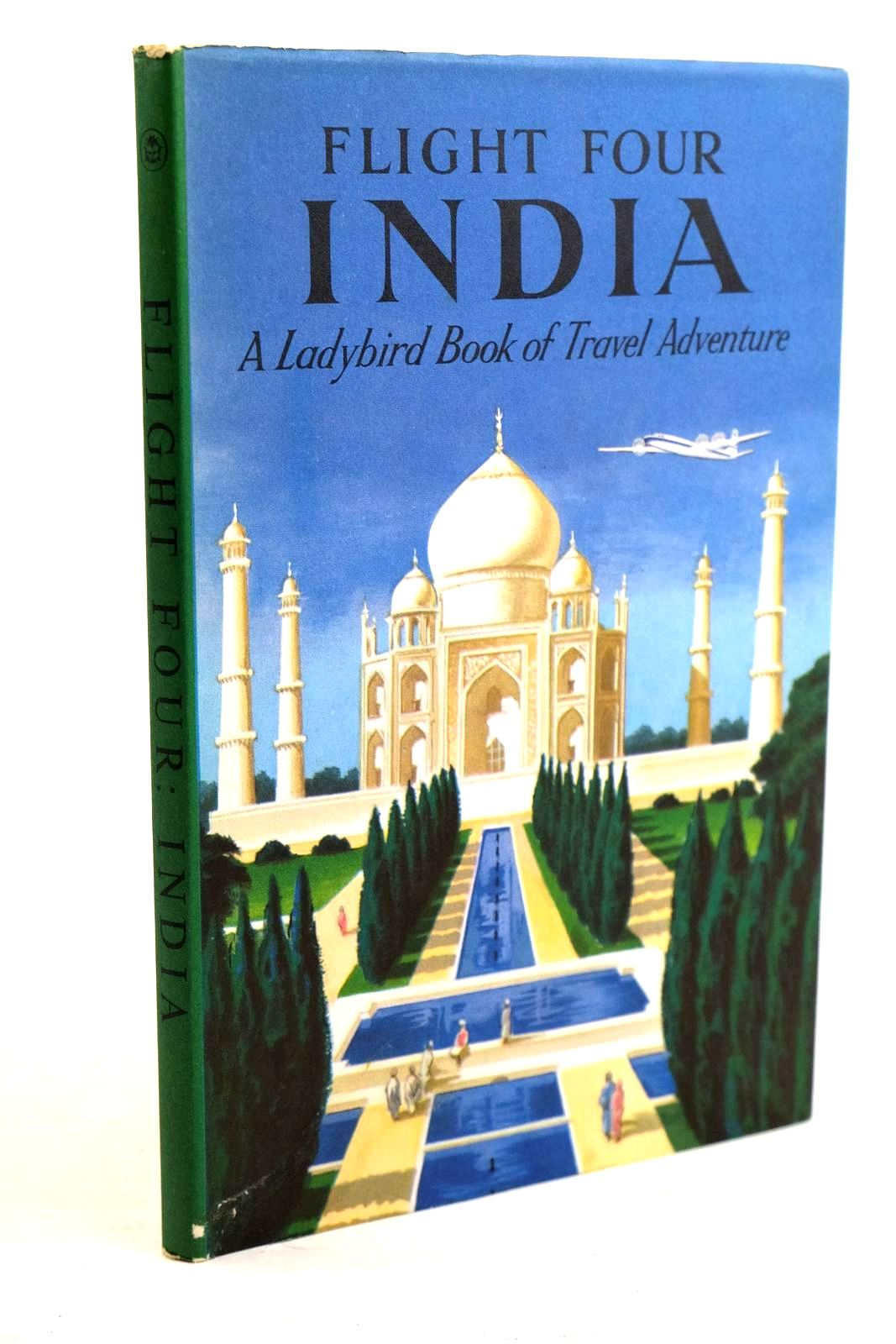 Photo of FLIGHT FOUR: INDIA- Stock Number: 1320640
