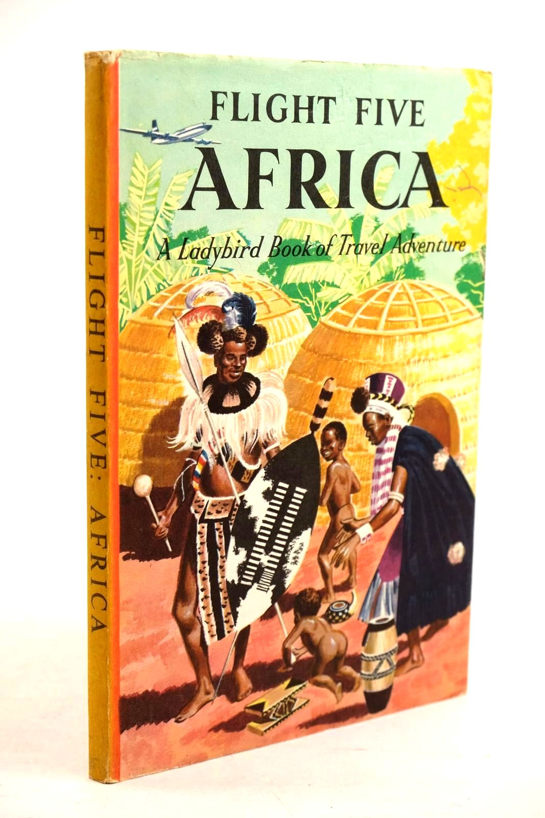 Photo of FLIGHT FIVE: AFRICA written by Daniell, David Scott illustrated by Matthew, Jack published by Wills & Hepworth Ltd. (STOCK CODE: 1320641)  for sale by Stella & Rose's Books
