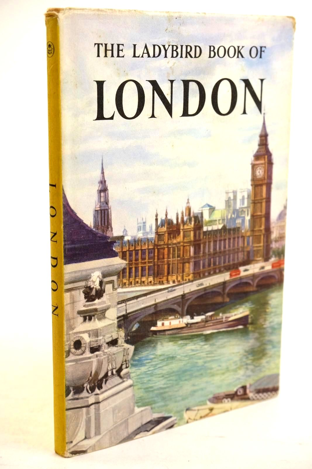 Photo of THE LADYBIRD BOOK OF LONDON written by Lewesdon, John illustrated by Berry, John published by Wills & Hepworth Ltd. (STOCK CODE: 1320642)  for sale by Stella & Rose's Books