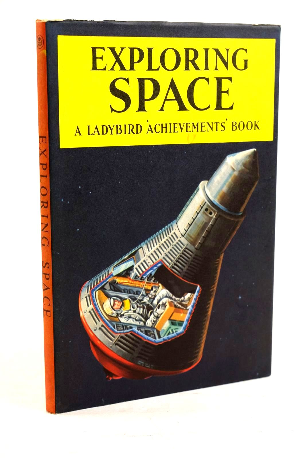 Photo of EXPLORING SPACE written by Worvill, Roy illustrated by Knight, B. published by Wills & Hepworth Ltd. (STOCK CODE: 1320643)  for sale by Stella & Rose's Books