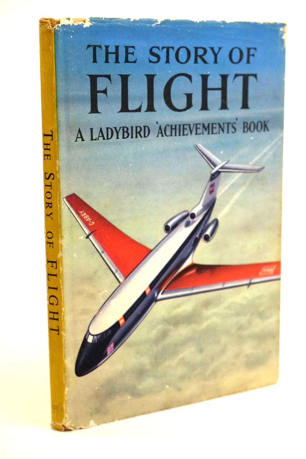 Photo of THE STORY OF FLIGHT written by Bowood, Richard illustrated by Ayton, Robert published by Wills & Hepworth Ltd. (STOCK CODE: 1320644)  for sale by Stella & Rose's Books