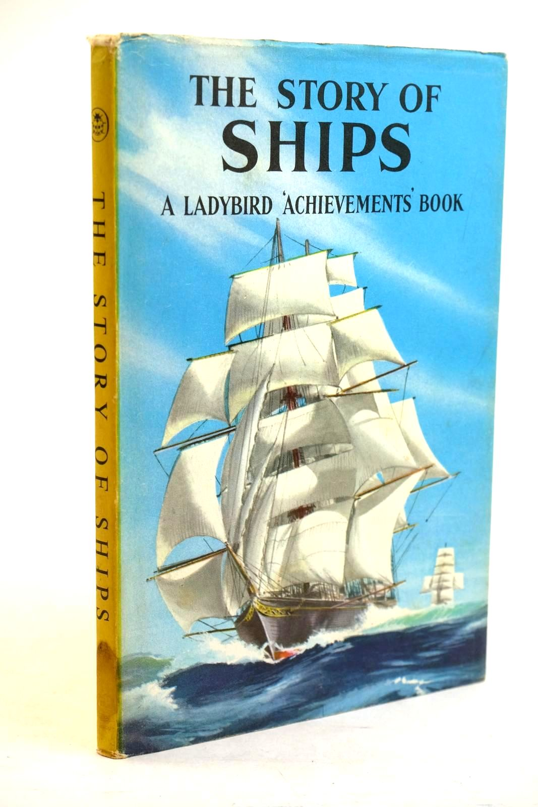Photo of THE STORY OF SHIPS written by Bowood, Richard illustrated by Ayton, Robert published by Wills & Hepworth Ltd. (STOCK CODE: 1320645)  for sale by Stella & Rose's Books