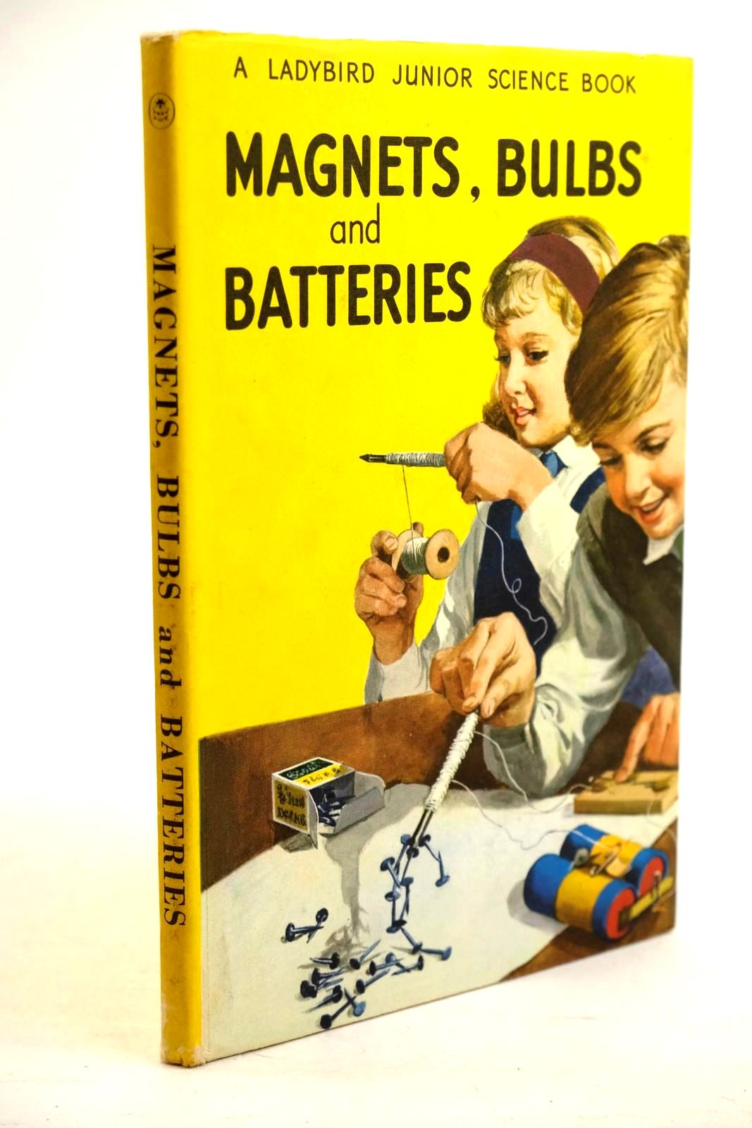 Photo of MAGNETS, BULBS AND BATTERIES- Stock Number: 1320646