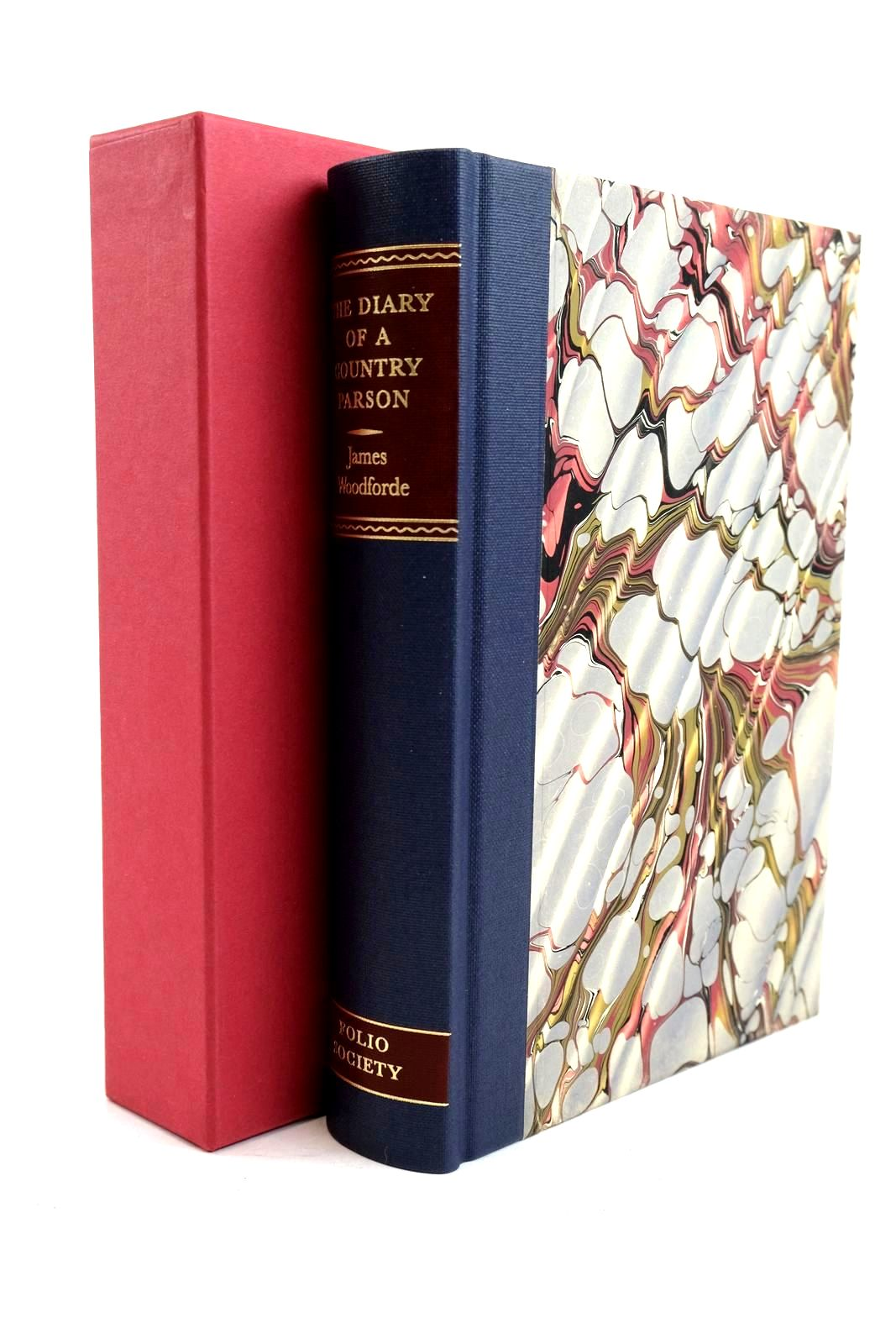Photo of THE DIARY OF A COUNTRY PARSON- Stock Number: 1320663