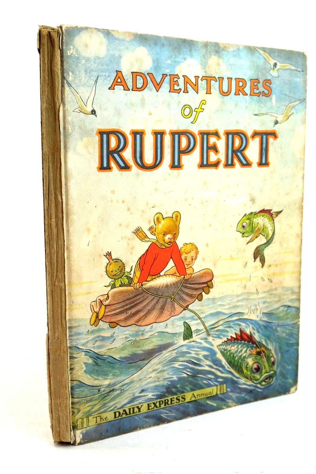 Photo of RUPERT ANNUAL 1950 - ADVENTURES OF RUPERT- Stock Number: 1320665
