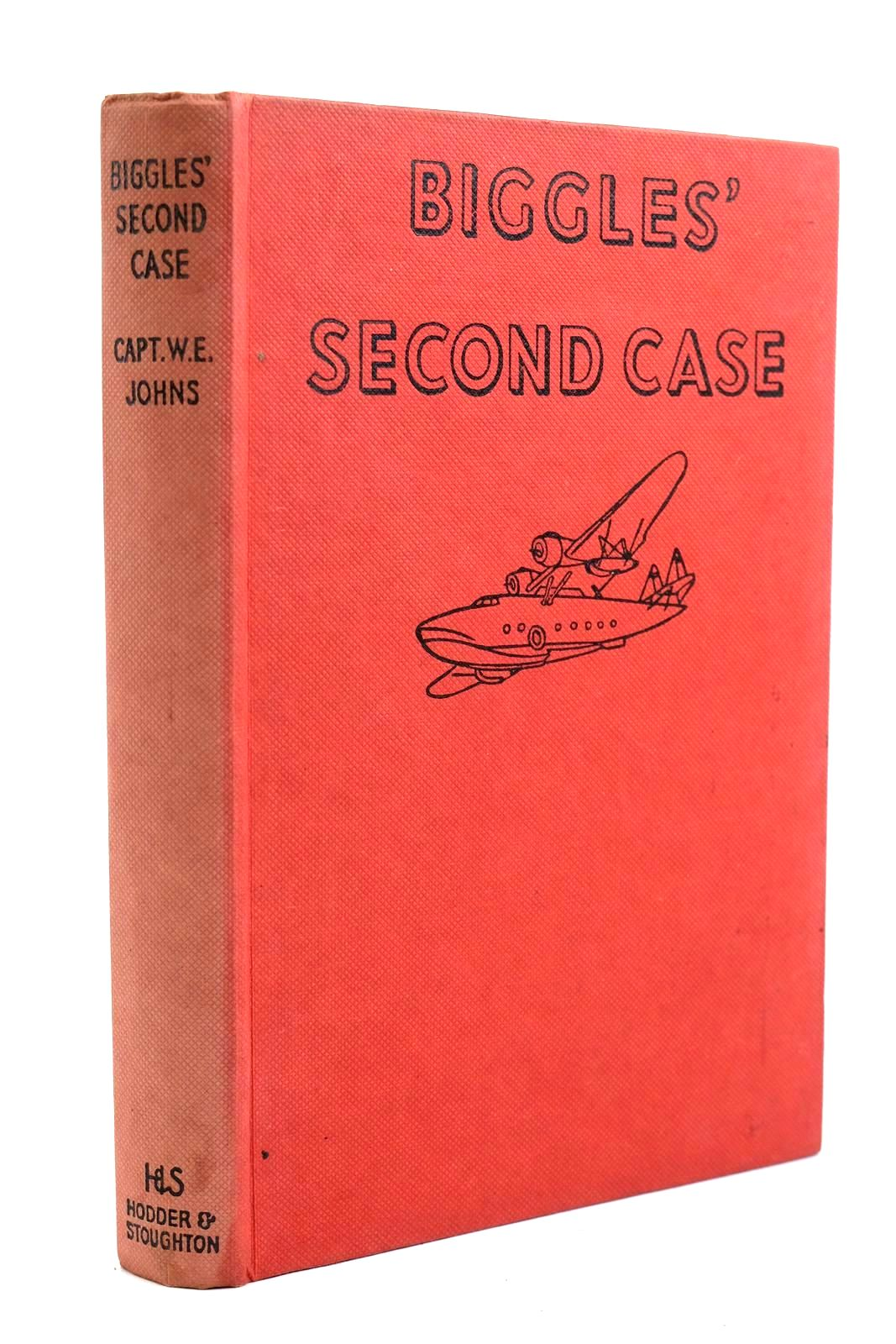 Photo of BIGGLES' SECOND CASE- Stock Number: 1320691