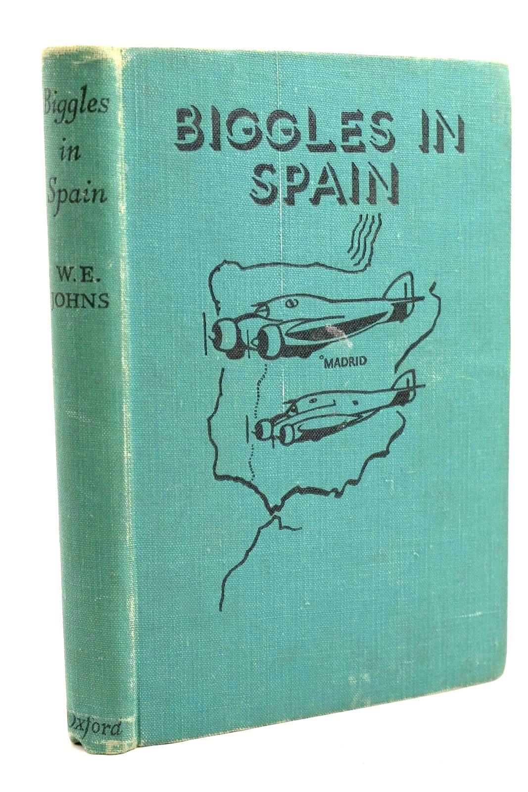 Photo of BIGGLES IN SPAIN- Stock Number: 1320692