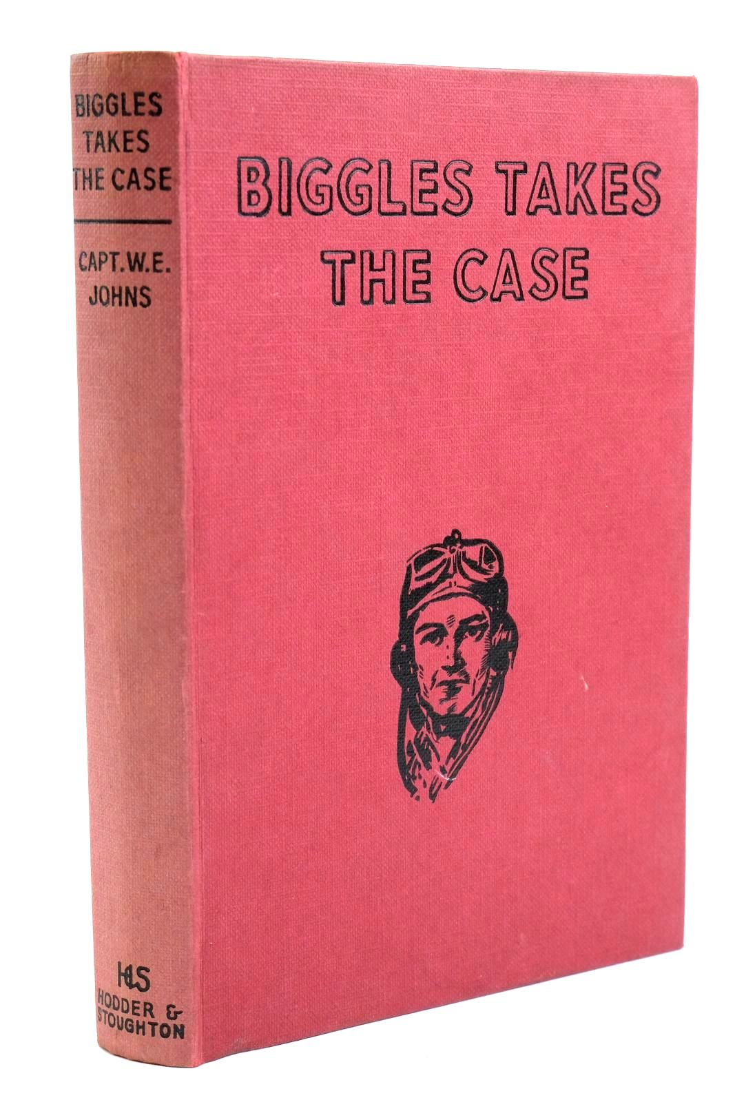 Photo of BIGGLES TAKES THE CASE- Stock Number: 1320699