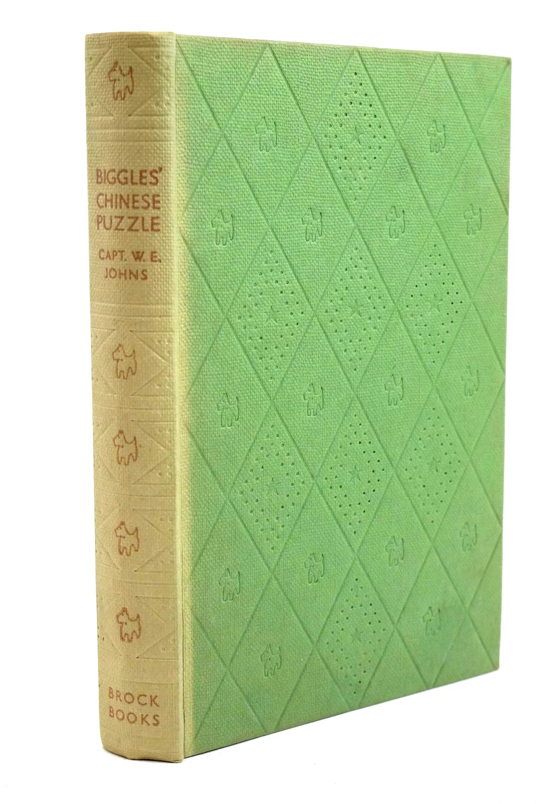 Photo of BIGGLES' CHINESE PUZZLE- Stock Number: 1320706