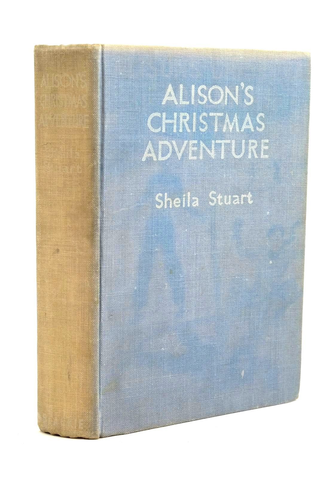 Photo of ALISON'S CHRISTMAS ADVENTURE written by Stuart, Sheila illustrated by Gervaise,  published by Blackie & Son Ltd. (STOCK CODE: 1320710)  for sale by Stella & Rose's Books