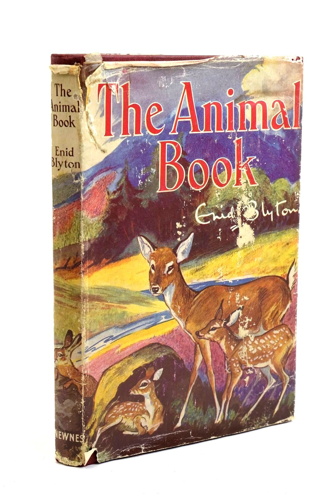 Photo of THE ANIMAL BOOK written by Blyton, Enid illustrated by Nixon, Kathleen published by George Newnes Limited (STOCK CODE: 1320712)  for sale by Stella & Rose's Books
