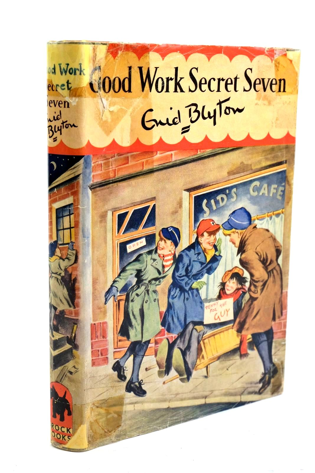 Photo of GOOD WORK SECRET SEVEN! written by Blyton, Enid illustrated by Kay, Bruno published by Brockhampton Press (STOCK CODE: 1320720)  for sale by Stella & Rose's Books