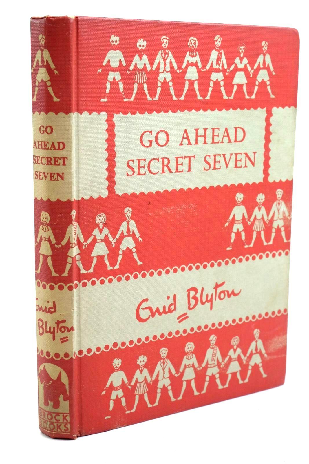 Photo of GO AHEAD SECRET SEVEN- Stock Number: 1320721