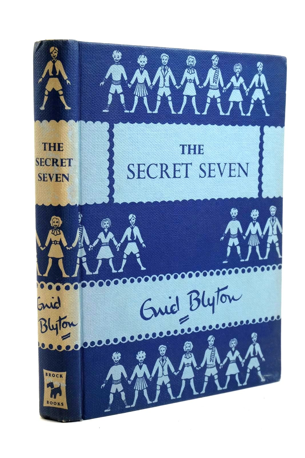 Photo of THE SECRET SEVEN- Stock Number: 1320724