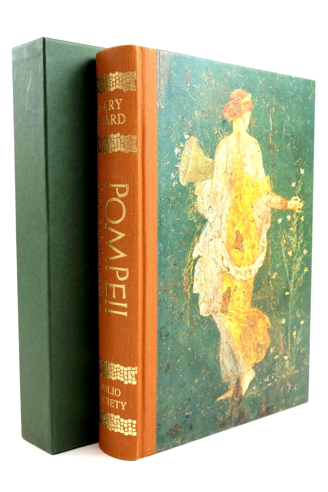 Photo of POMPEII: THE LIFE OF A ROMAN TOWN- Stock Number: 1320733