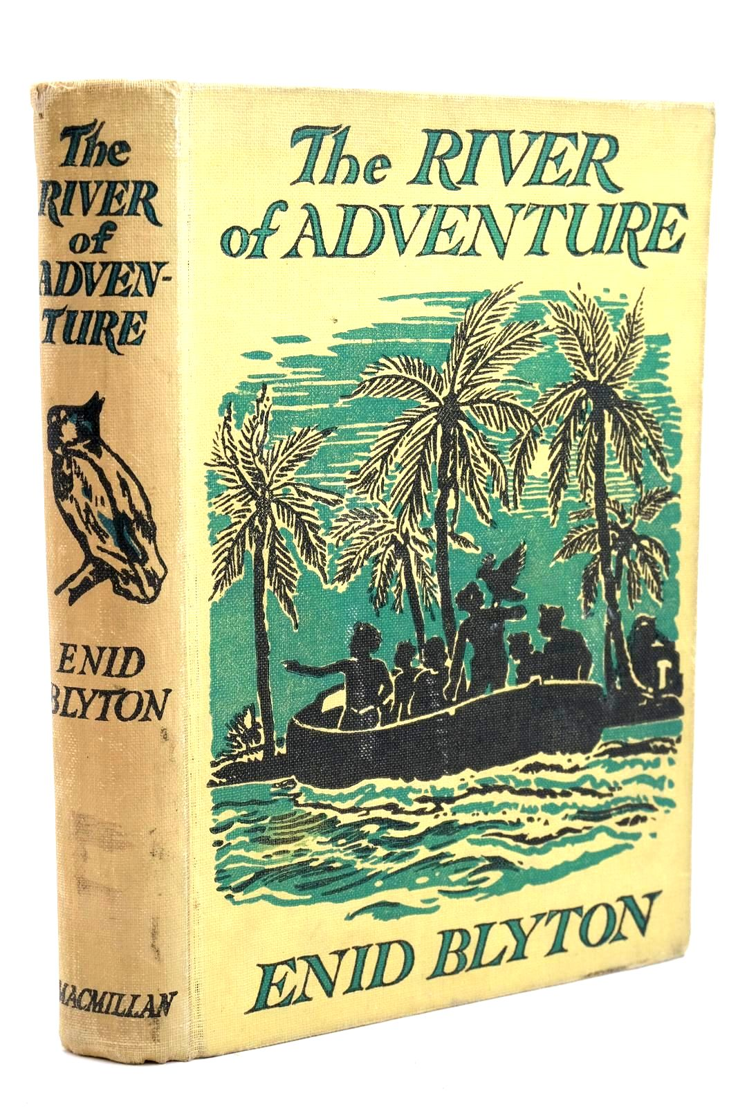 Photo of THE RIVER OF ADVENTURE- Stock Number: 1320743