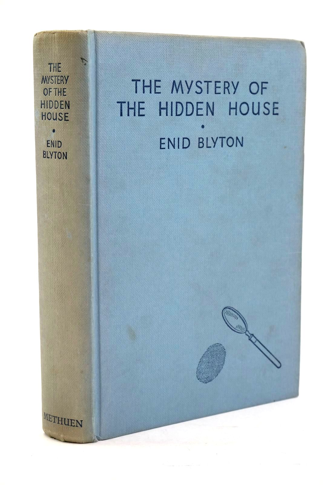Photo of THE MYSTERY OF THE HIDDEN HOUSE written by Blyton, Enid illustrated by Abbey, J. published by Methuen & Co. Ltd. (STOCK CODE: 1320747)  for sale by Stella & Rose's Books
