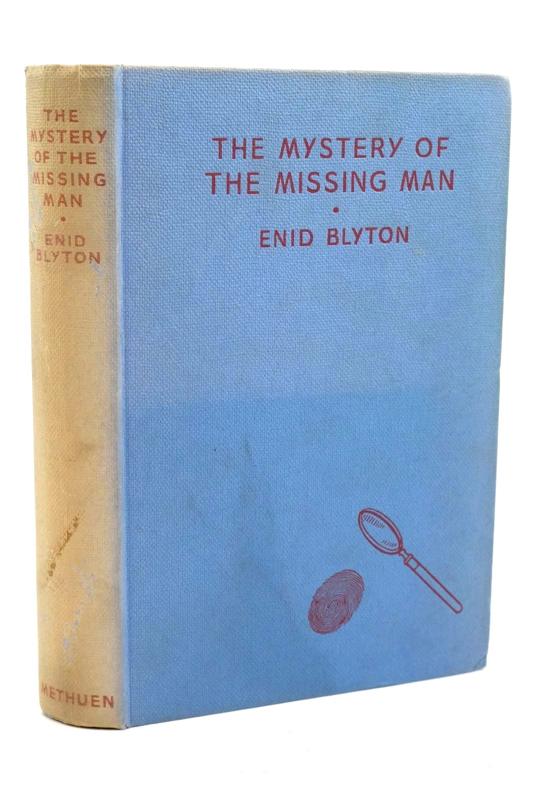 Photo of THE MYSTERY OF THE MISSING MAN written by Blyton, Enid illustrated by Buchanan, Lilian published by Methuen & Co. Ltd. (STOCK CODE: 1320748)  for sale by Stella & Rose's Books