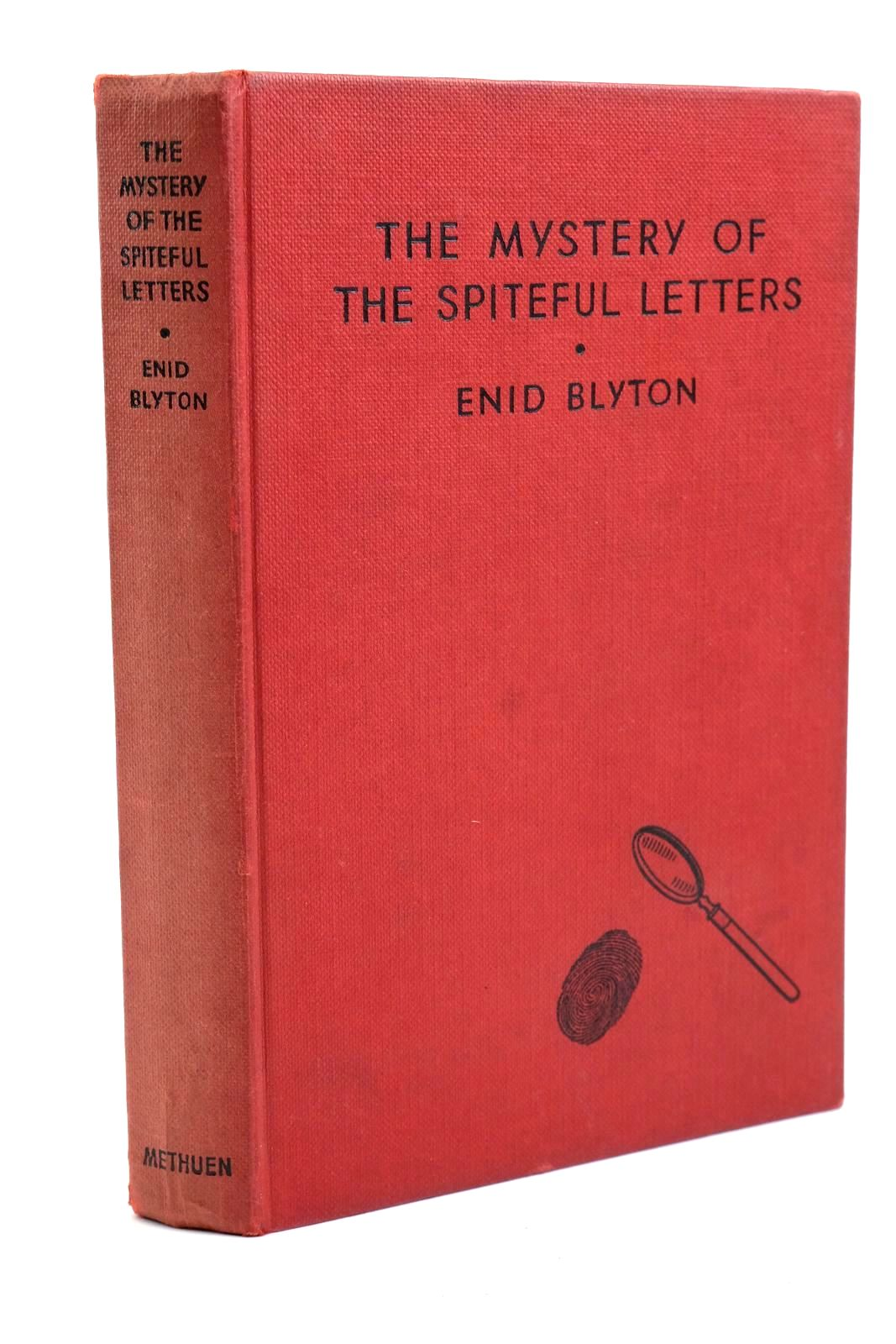 Photo of THE MYSTERY OF THE SPITEFUL LETTERS written by Blyton, Enid illustrated by Abbey, J. published by Methuen & Co. Ltd. (STOCK CODE: 1320749)  for sale by Stella & Rose's Books