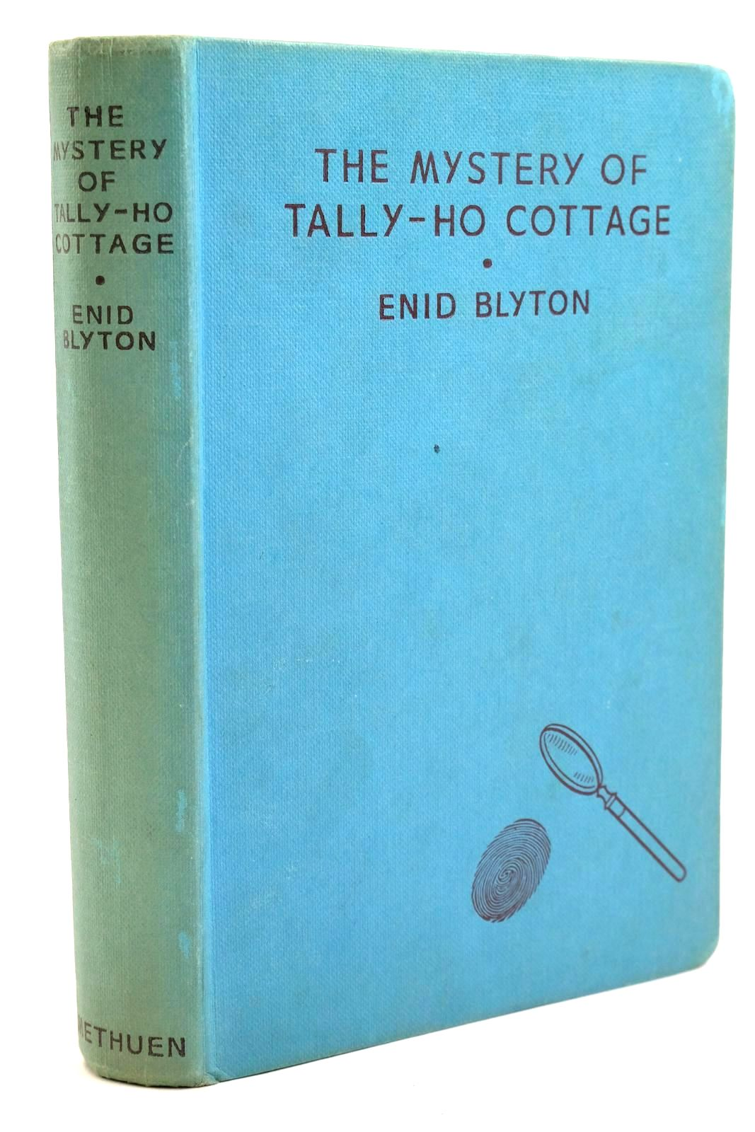 Photo of THE MYSTERY OF TALLY-HO COTTAGE written by Blyton, Enid illustrated by Evans, Treyer published by Methuen & Co. Ltd. (STOCK CODE: 1320750)  for sale by Stella & Rose's Books
