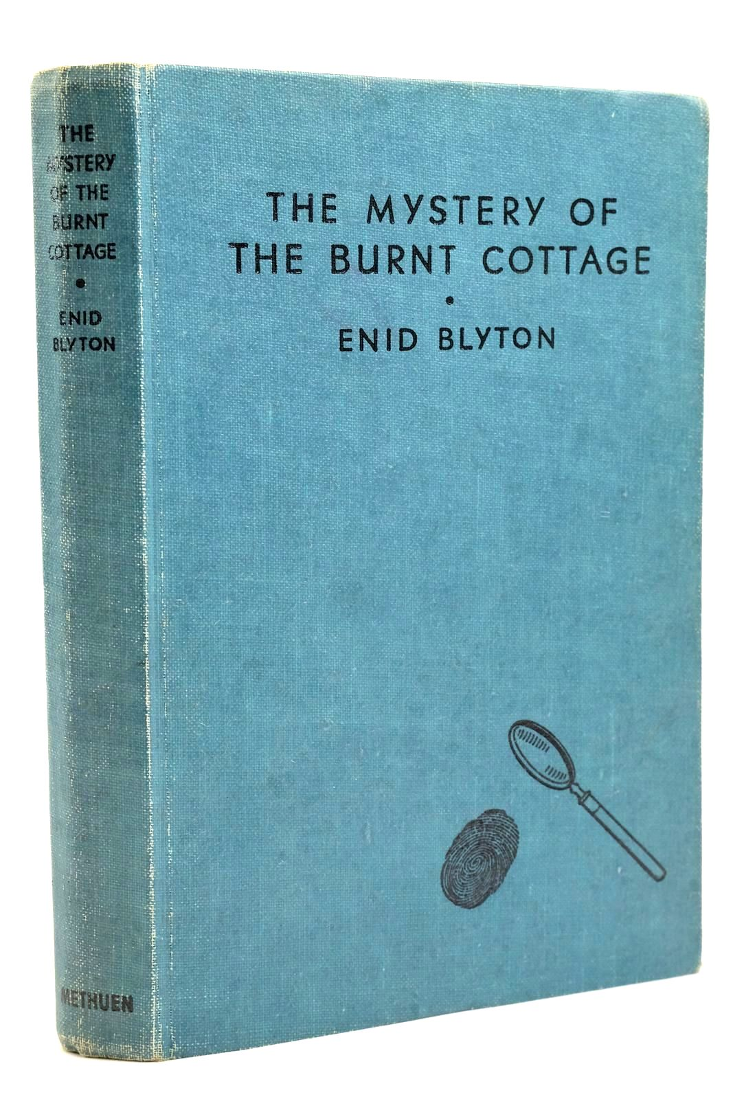 Photo of THE MYSTERY OF THE BURNT COTTAGE written by Blyton, Enid illustrated by Abbey, J. published by Methuen & Co. Ltd. (STOCK CODE: 1320751)  for sale by Stella & Rose's Books