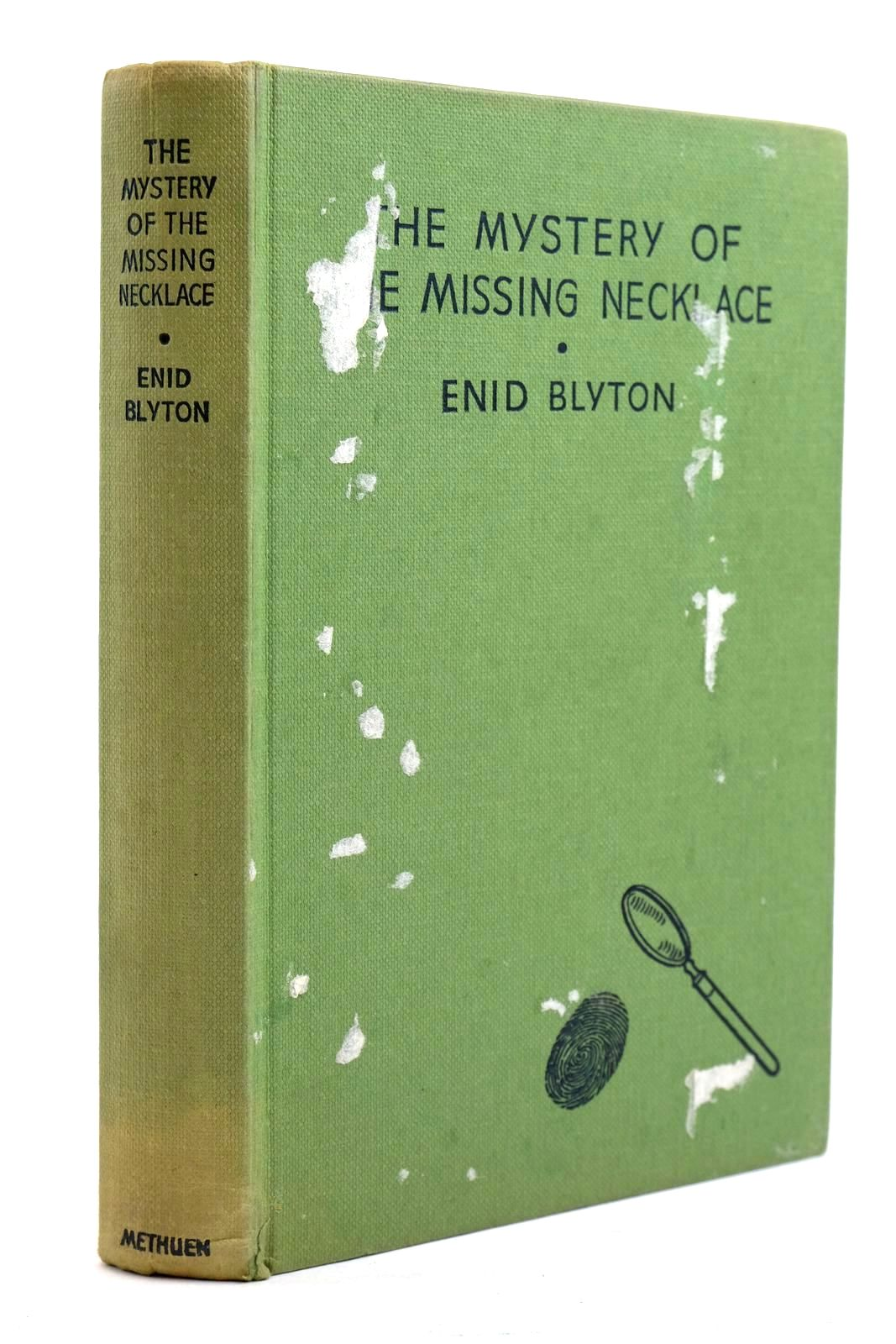 Photo of THE MYSTERY OF THE MISSING NECKLACE written by Blyton, Enid illustrated by Abbey, J. published by Methuen & Co. Ltd. (STOCK CODE: 1320753)  for sale by Stella & Rose's Books