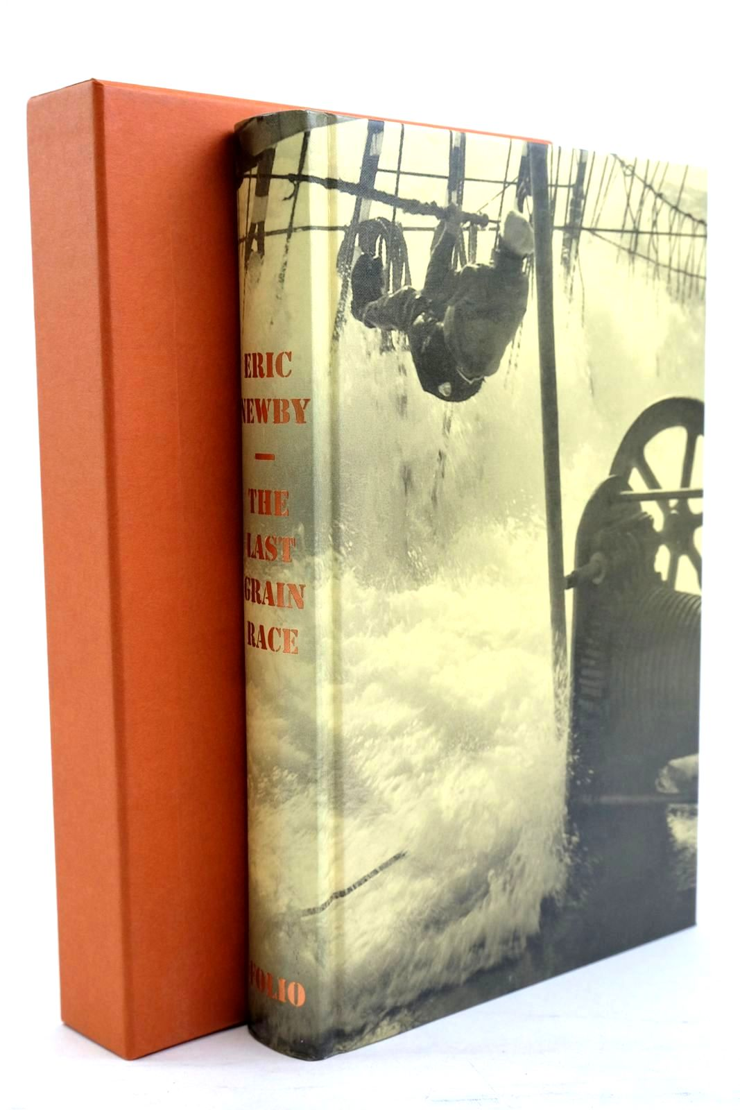 Photo of THE LAST GRAIN RACE written by Newby, Eric published by Folio Society (STOCK CODE: 1320757)  for sale by Stella & Rose's Books
