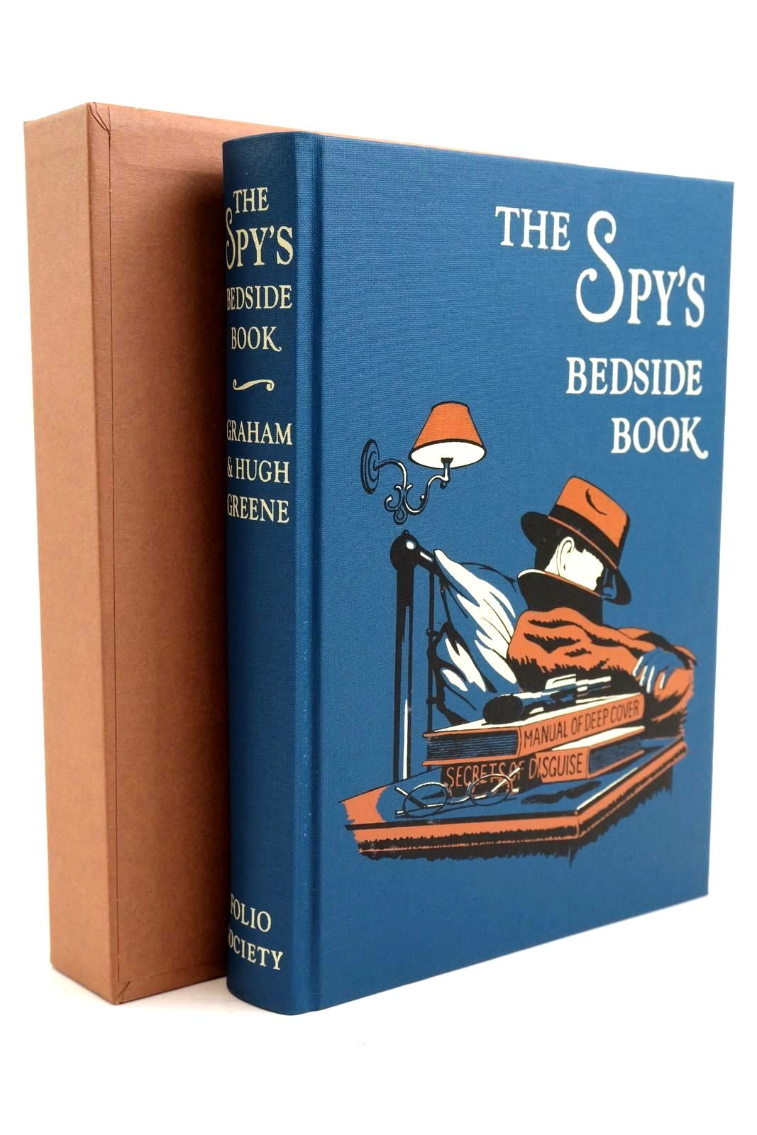 Photo of THE SPY'S BEDSIDE BOOK- Stock Number: 1320759