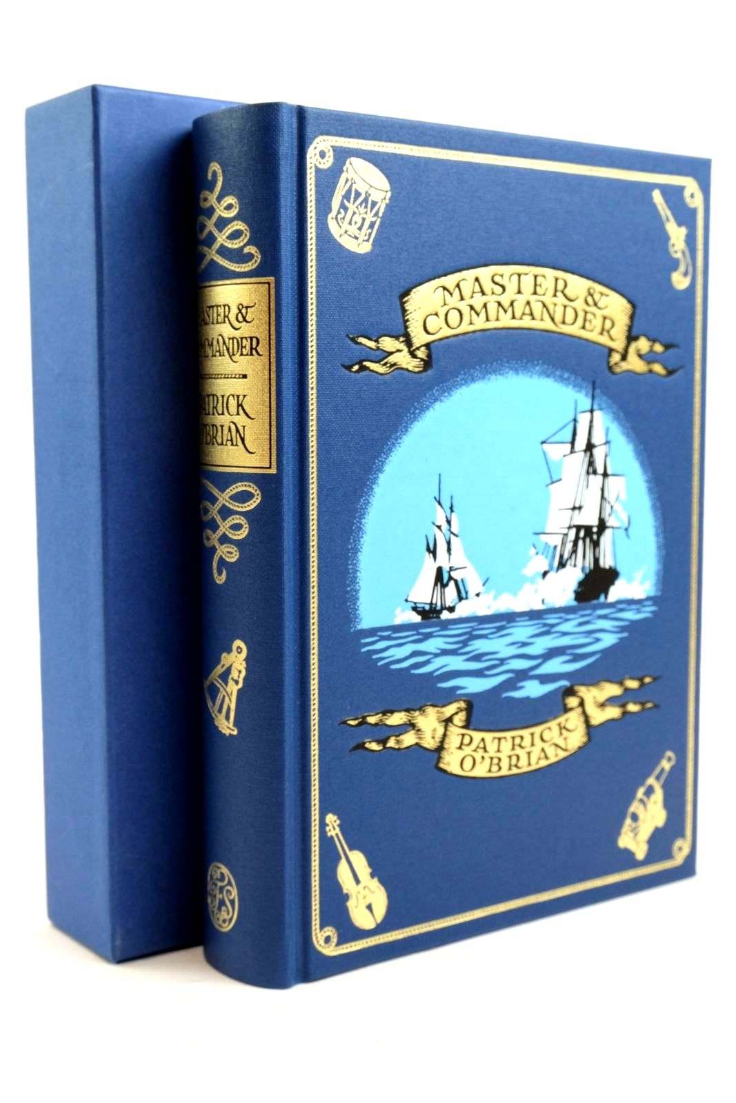 Photo of MASTER & COMMANDER written by O'Brian, Patrick published by Folio Society (STOCK CODE: 1320761)  for sale by Stella & Rose's Books