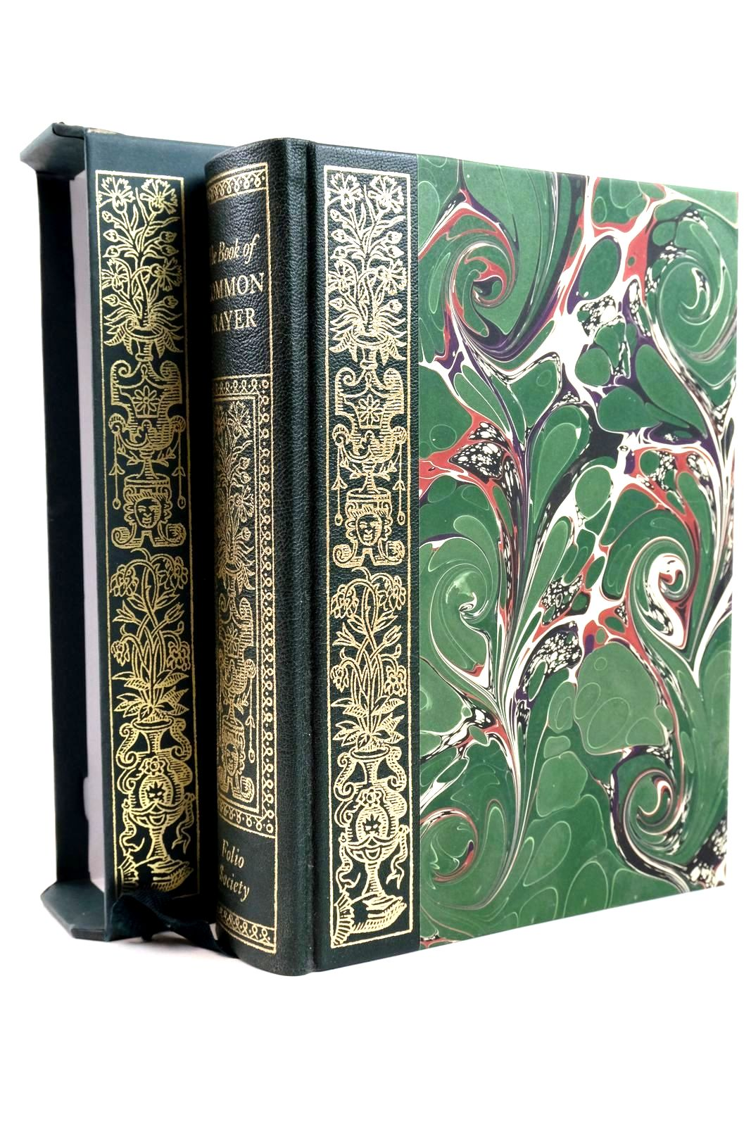 Photo of THE BOOK OF COMMON PRAYER illustrated by Durer, Albert Holbein, Hans published by Folio Society (STOCK CODE: 1320764)  for sale by Stella & Rose's Books