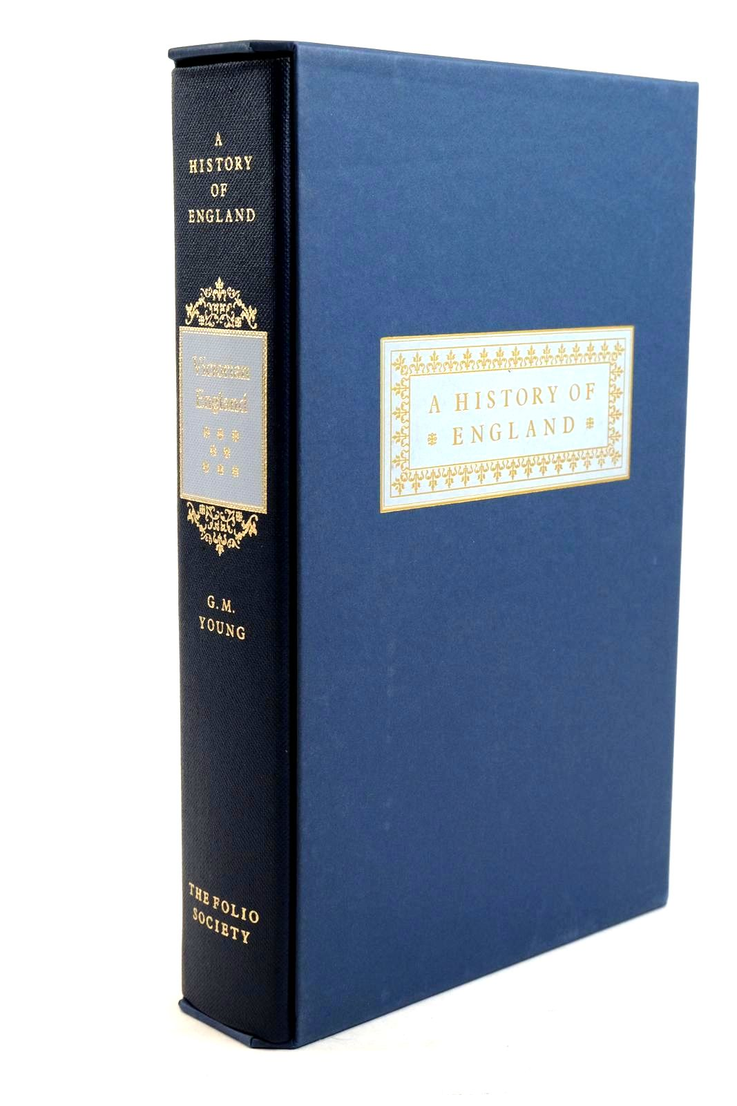 Photo of VICTORIAN ENGLAND written by Young, G.M. published by Folio Society (STOCK CODE: 1320779)  for sale by Stella & Rose's Books