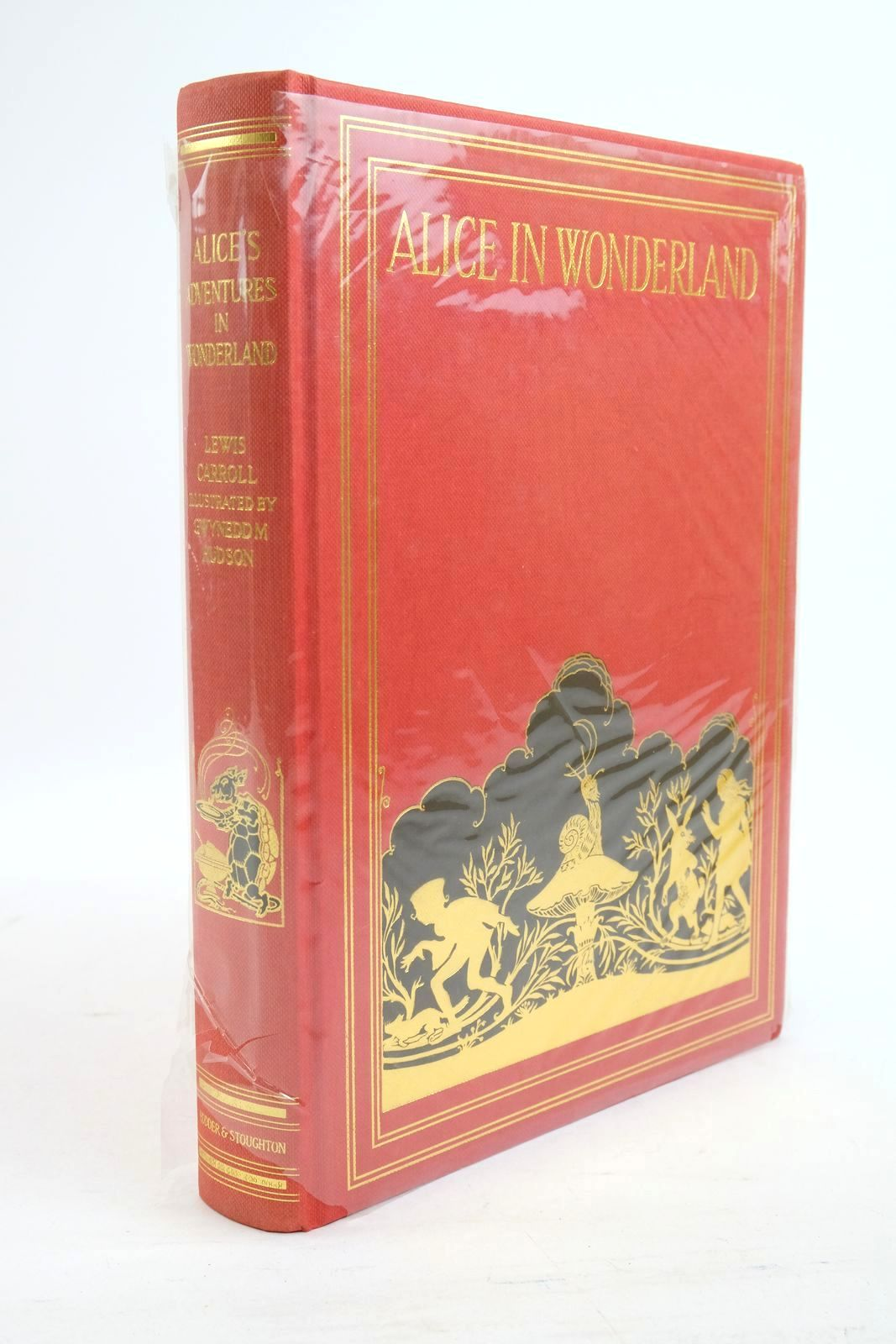 Photo of ALICE'S ADVENTURES IN WONDERLAND written by Carroll, Lewis illustrated by Hudson, Gwynedd M. published by Hodder & Stoughton Children's Books (STOCK CODE: 1320799)  for sale by Stella & Rose's Books