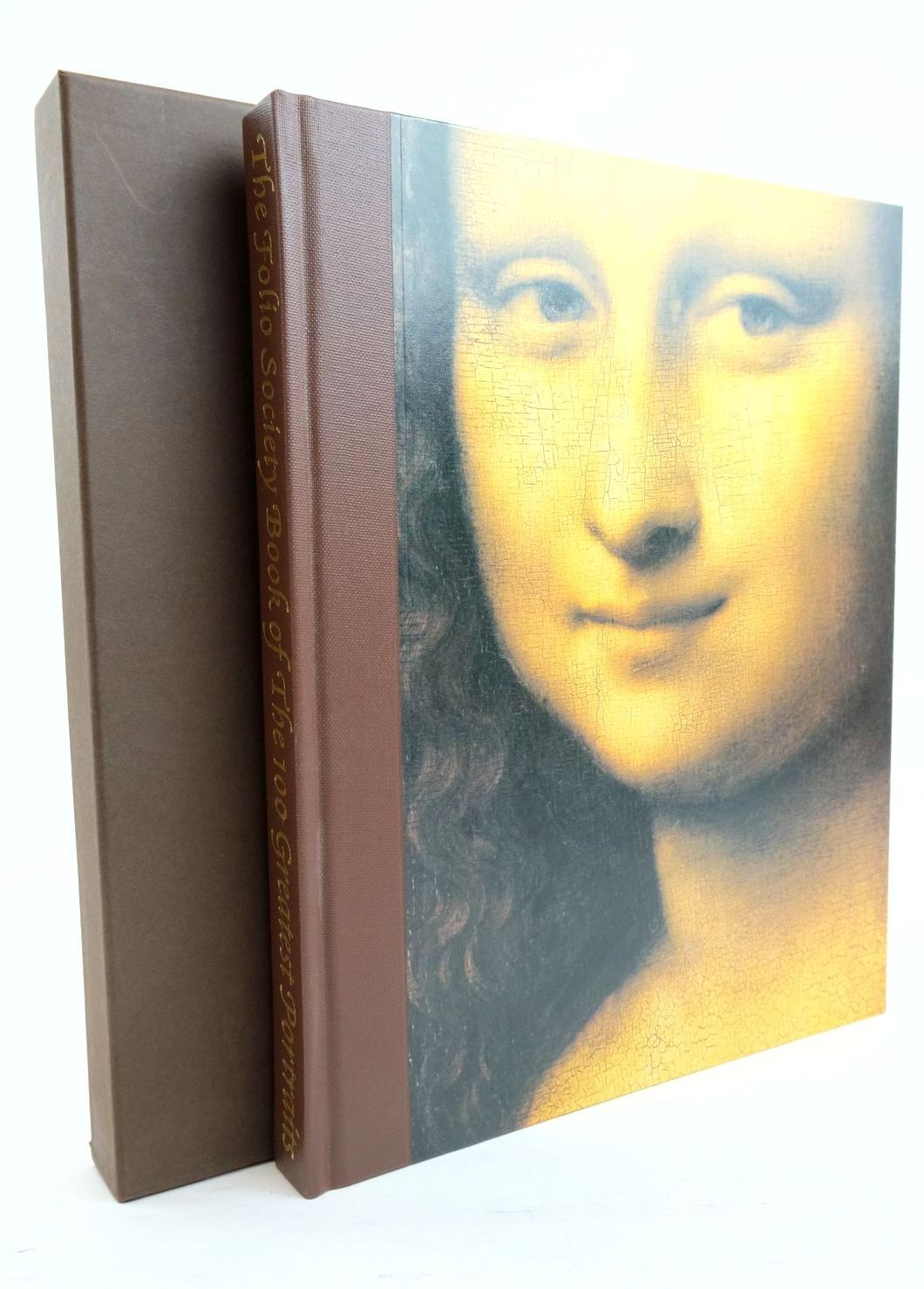 Photo of THE FOLIO SOCIETY BOOK OF THE 100 GREATEST PORTRAITS- Stock Number: 1320814