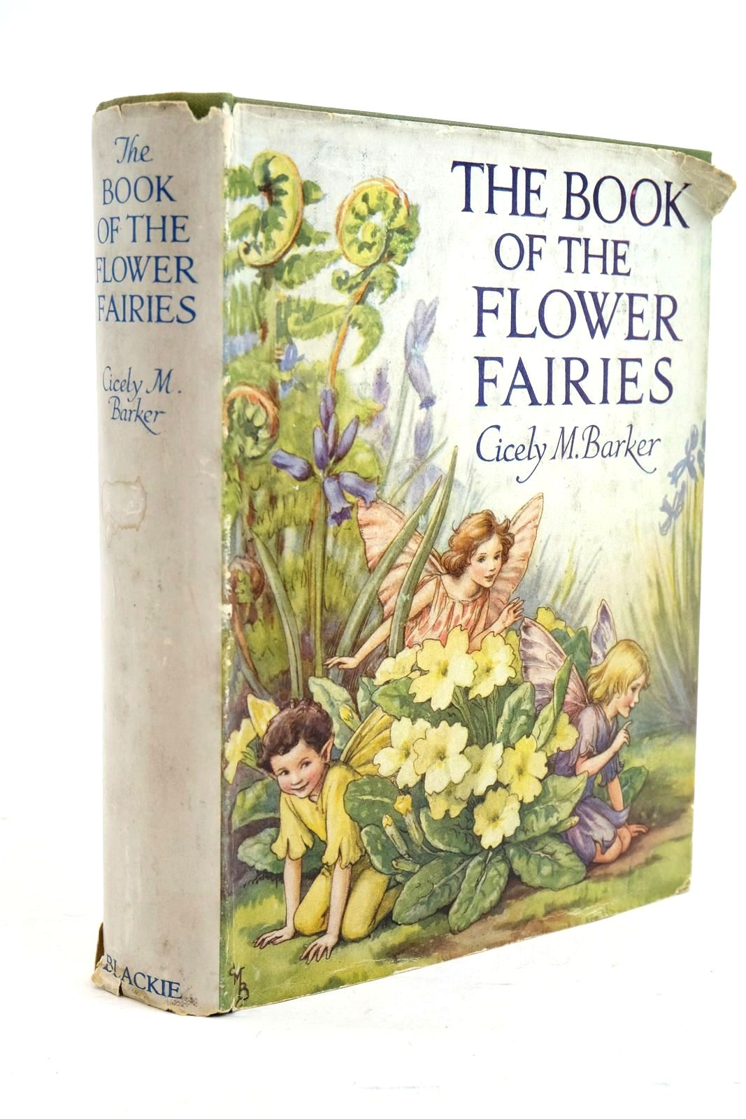 Photo of THE BOOK OF THE FLOWER FAIRIES- Stock Number: 1320820
