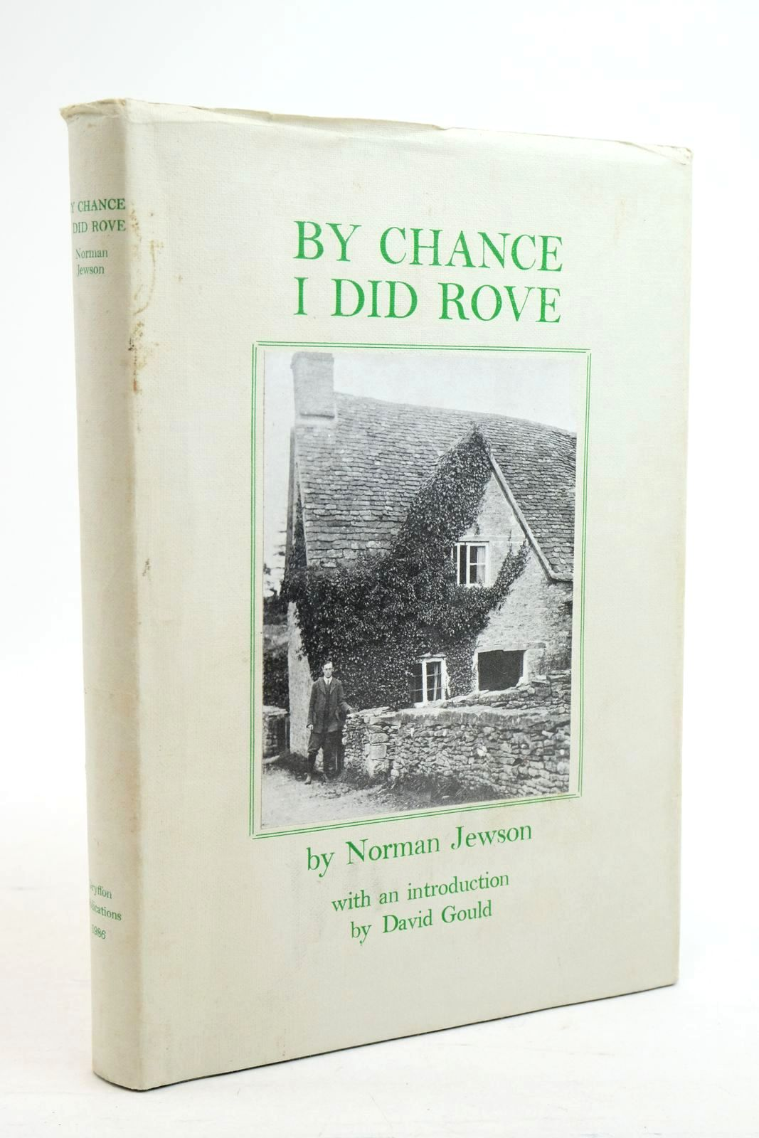 Photo of BY CHANCE I DID ROVE written by Jewson, Norman published by Gryffon Publications (STOCK CODE: 1320821)  for sale by Stella & Rose's Books