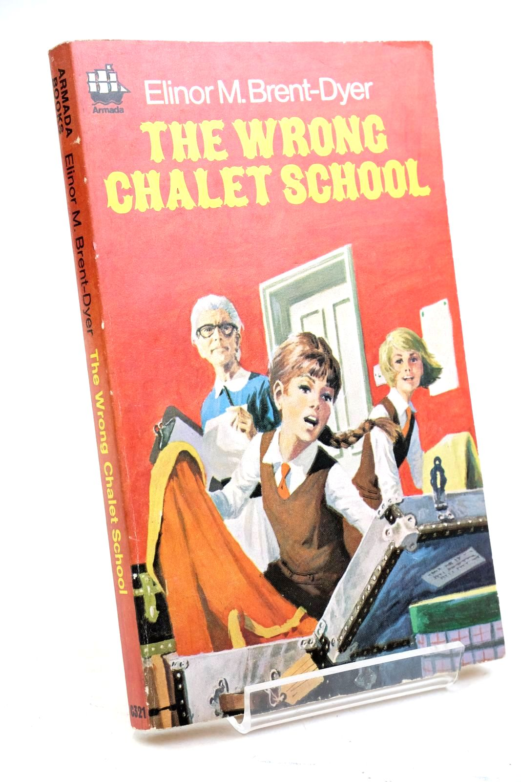 Photo of THE WRONG CHALET SCHOOL- Stock Number: 1320822