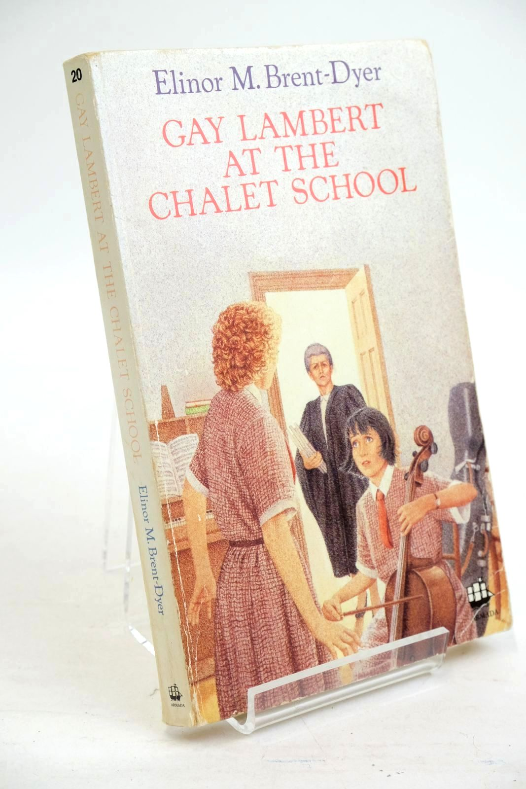 Photo of GAY LAMBERT AT THE CHALET SCHOOL- Stock Number: 1320823