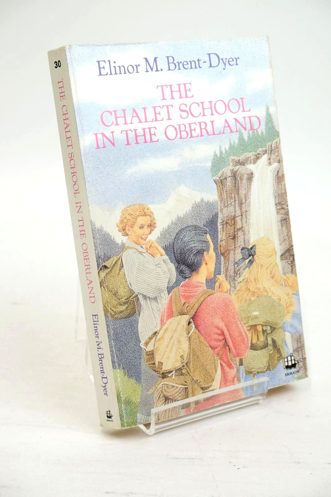Photo of THE CHALET SCHOOL IN THE OBERLAND written by Brent-Dyer, Elinor M. published by Armada (STOCK CODE: 1320824)  for sale by Stella & Rose's Books