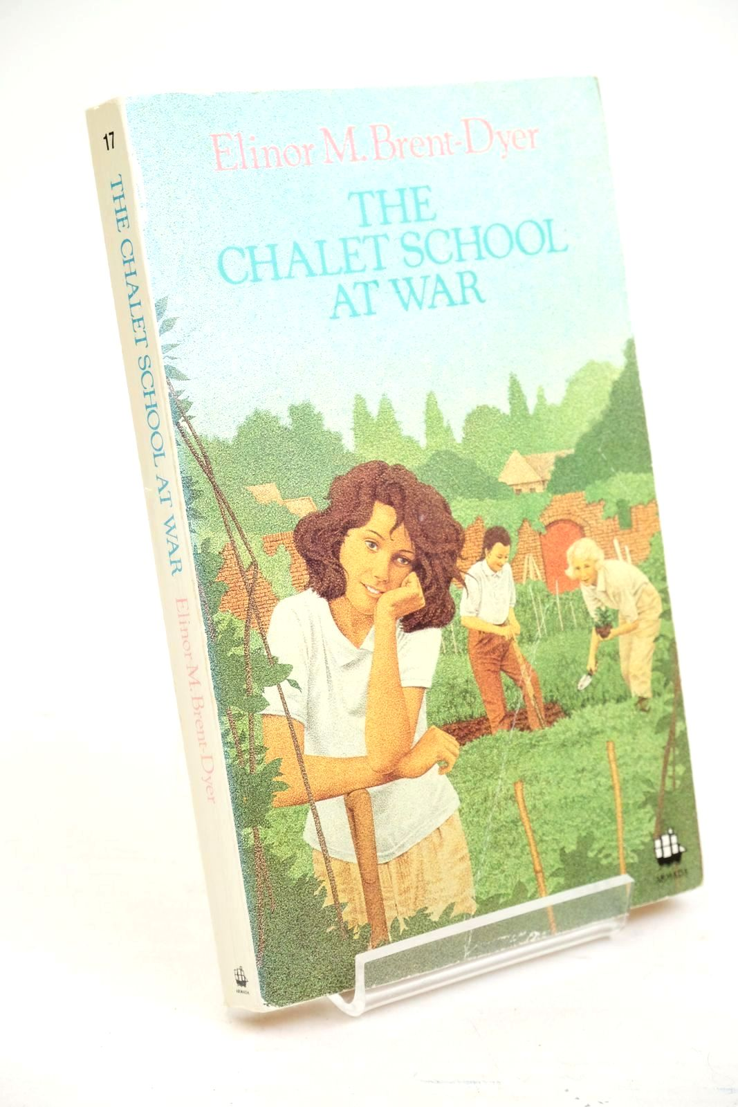 Photo of THE CHALET SCHOOL AT WAR- Stock Number: 1320825