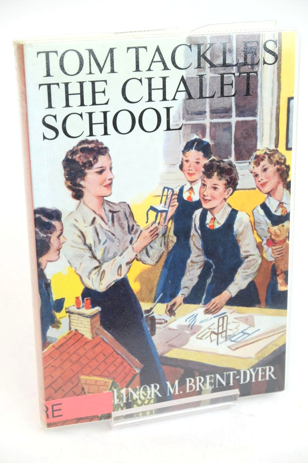 Photo of TOM TACKLES THE CHALET SCHOOL written by Brent-Dyer, Elinor M. illustrated by Hamilton, W. Bryce published by Girls Gone By (STOCK CODE: 1320829)  for sale by Stella & Rose's Books