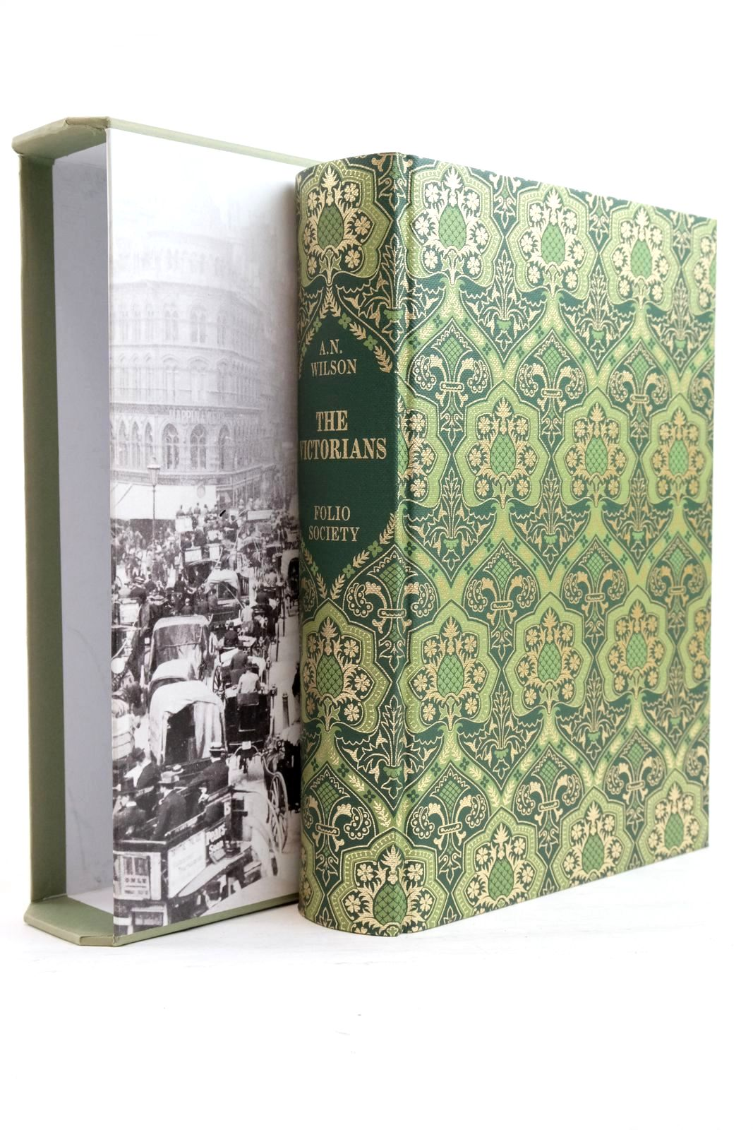 Photo of THE VICTORIANS written by Wilson, A.N. published by Folio Society (STOCK CODE: 1320841)  for sale by Stella & Rose's Books