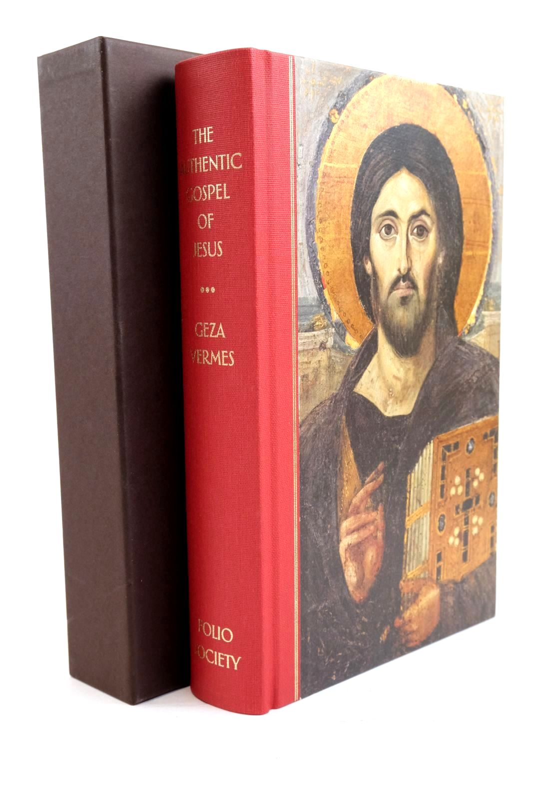 Photo of THE  AUTHENTIC GOSPEL OF JESUS- Stock Number: 1320842