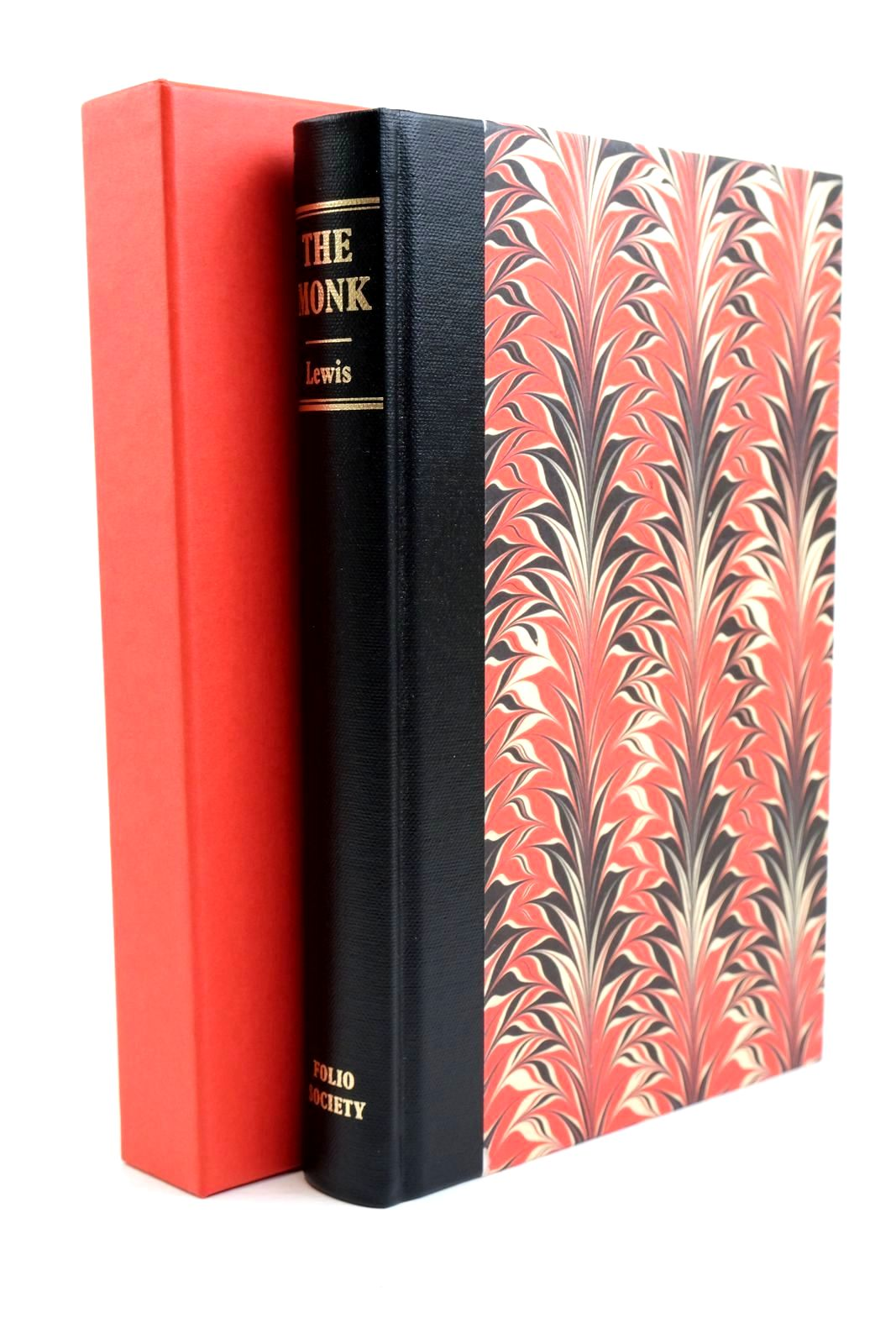 Photo of THE MONK written by Lewis, Matthew illustrated by Tute, George published by Folio Society (STOCK CODE: 1320858)  for sale by Stella & Rose's Books