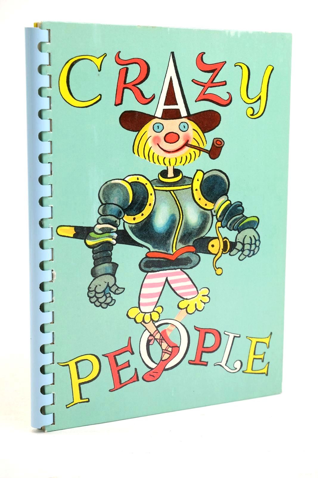 Photo of 8192 CRAZY PEOPLE- Stock Number: 1320878