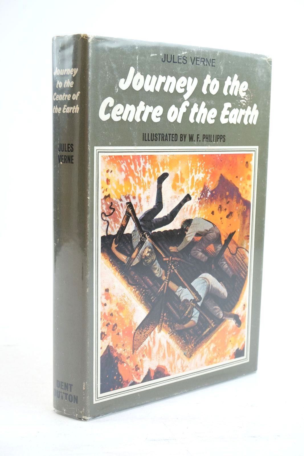 Photo of JOURNEY TO THE CENTRE OF THE EARTH- Stock Number: 1320885