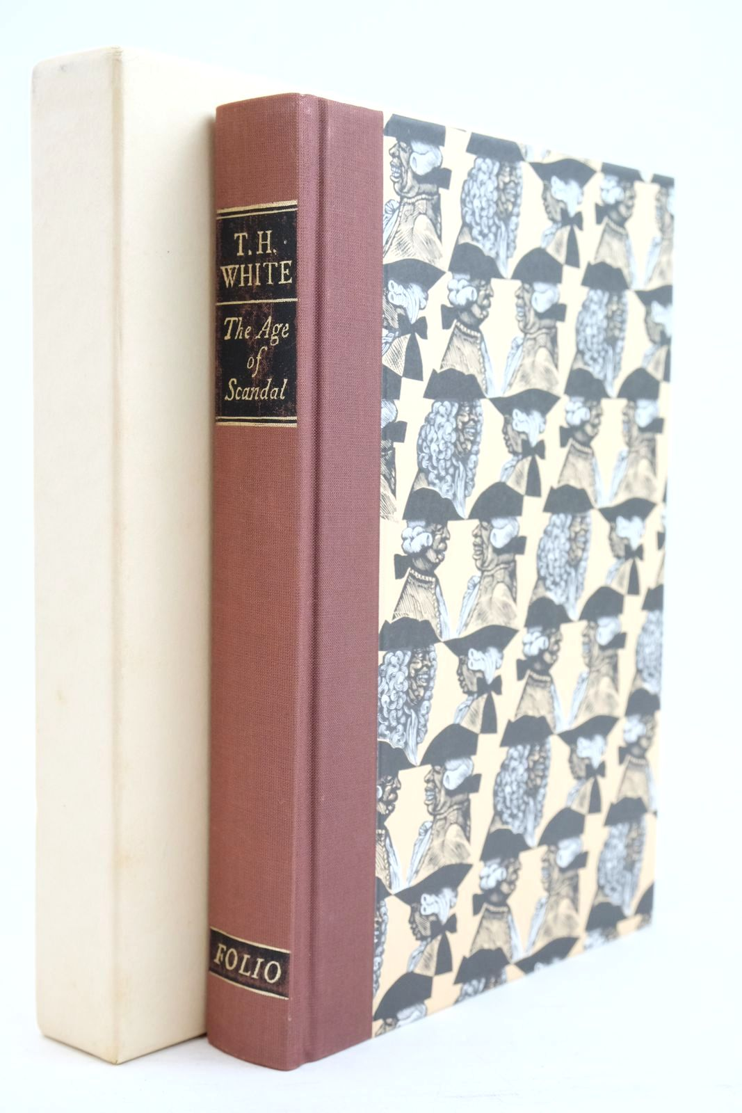 Photo of THE AGE OF SCANDAL: AN EXCURSION THROUGH A MINOR PERIOD written by White, T.H. published by Folio Society (STOCK CODE: 1320886)  for sale by Stella & Rose's Books