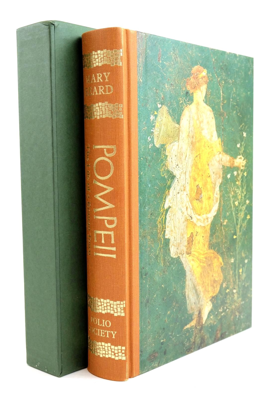 Photo of POMPEII: THE LIFE OF A ROMAN TOWN- Stock Number: 1320887