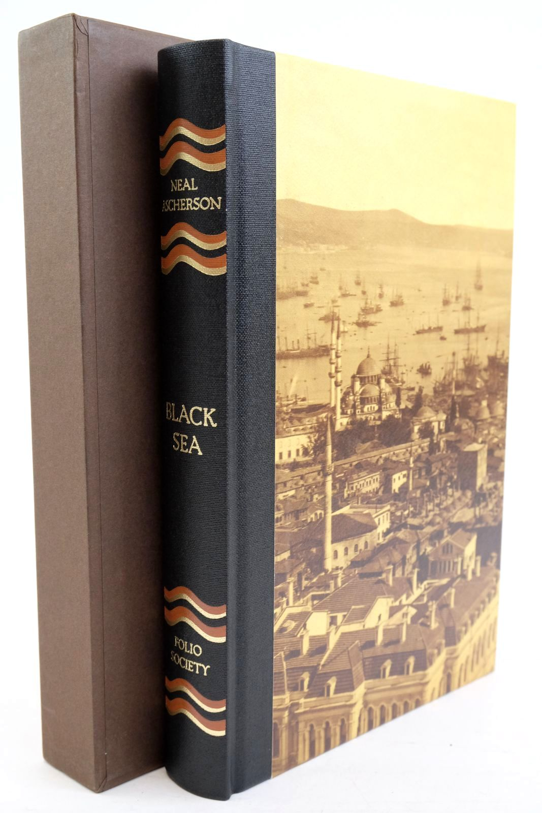Photo of BLACK SEA: THE BIRTHPLACE OF CIVILISATION AND BARBARISM- Stock Number: 1320902